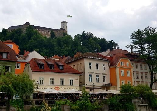Fachreise in die slowenische Hauptstadt